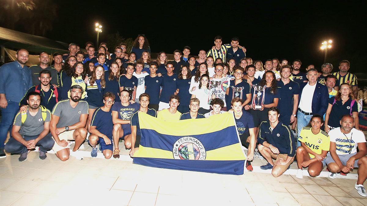 Yüzme Şubemizden 3 Türkiye şampiyonluğu