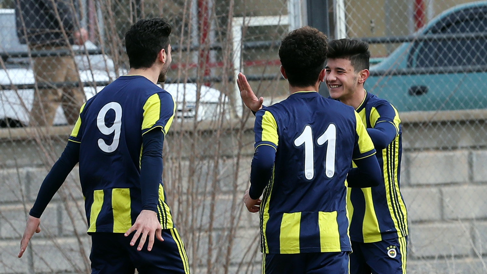 İ.M Kayserispor 0-1 Fenerbahçe (U-21)