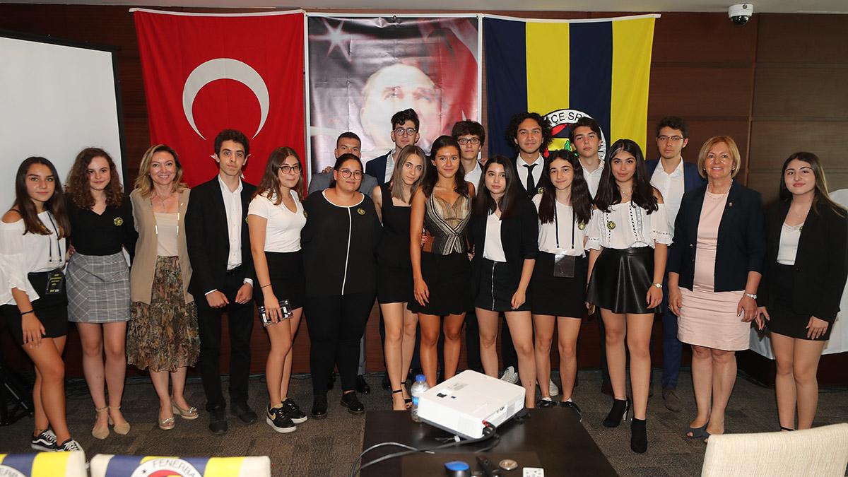 Fenerbahçe Çocuk ve Gençlik Kulübü Yeni Başkanını Seçti