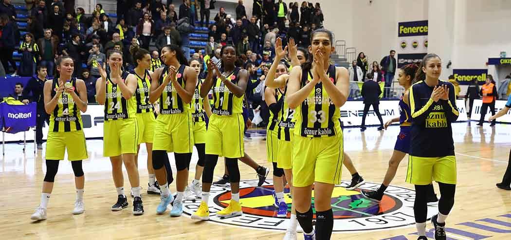 Samsun Canik Belediye 51-103 Fenerbahçe Öznur Kablo