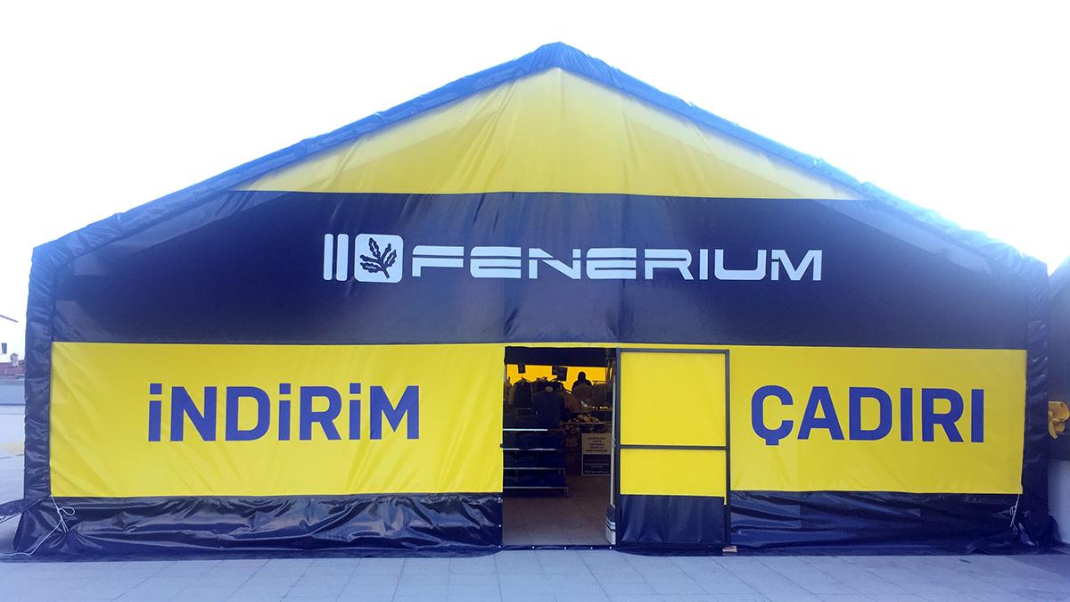 FENERIUM'DAN SERİ SONU ÇADIR GÜNLERİ