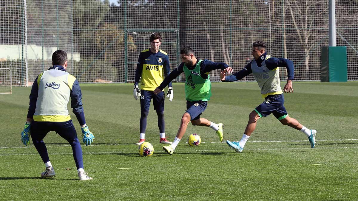 Fraport-Tav Antalyaspor maçı hazırlıkları sürüyor