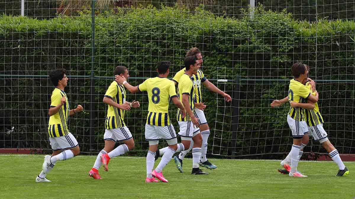 Fenerbahçe 4-3 Hes Kablo Kayserispor (U19 Ligi)