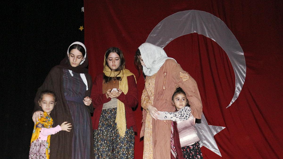 Fenerbahçe Koleji'nde Cumhuriyet Bayramı kutlaması gerçekleştirildi