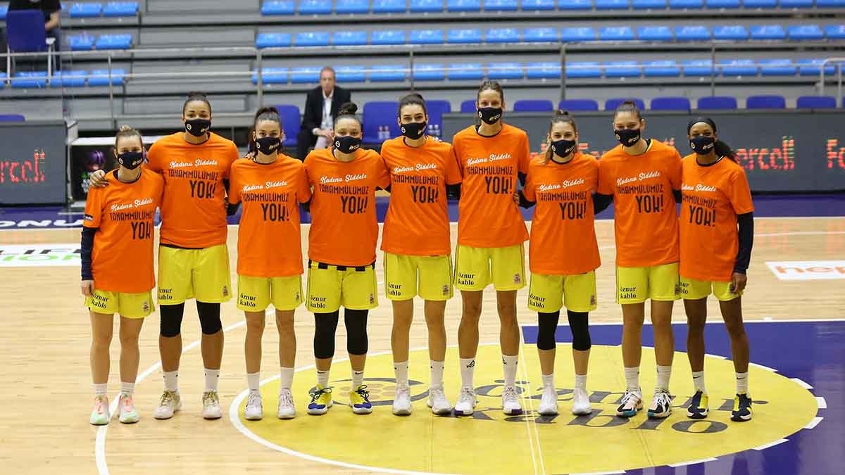 Fenerbahçe Öznur Kablo 84-76 Beşiktaş HDI Sigorta