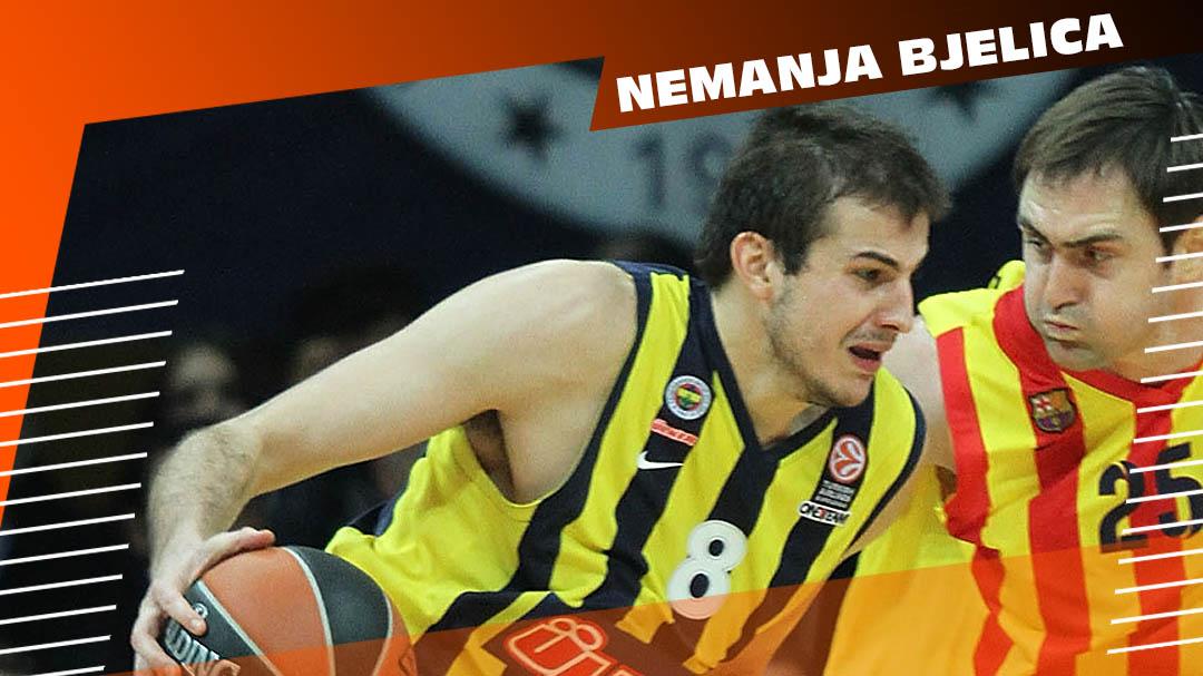 Nemanja Bjelica, EuroLeague'de son 10 yılın en iyileri arasında gösterildi