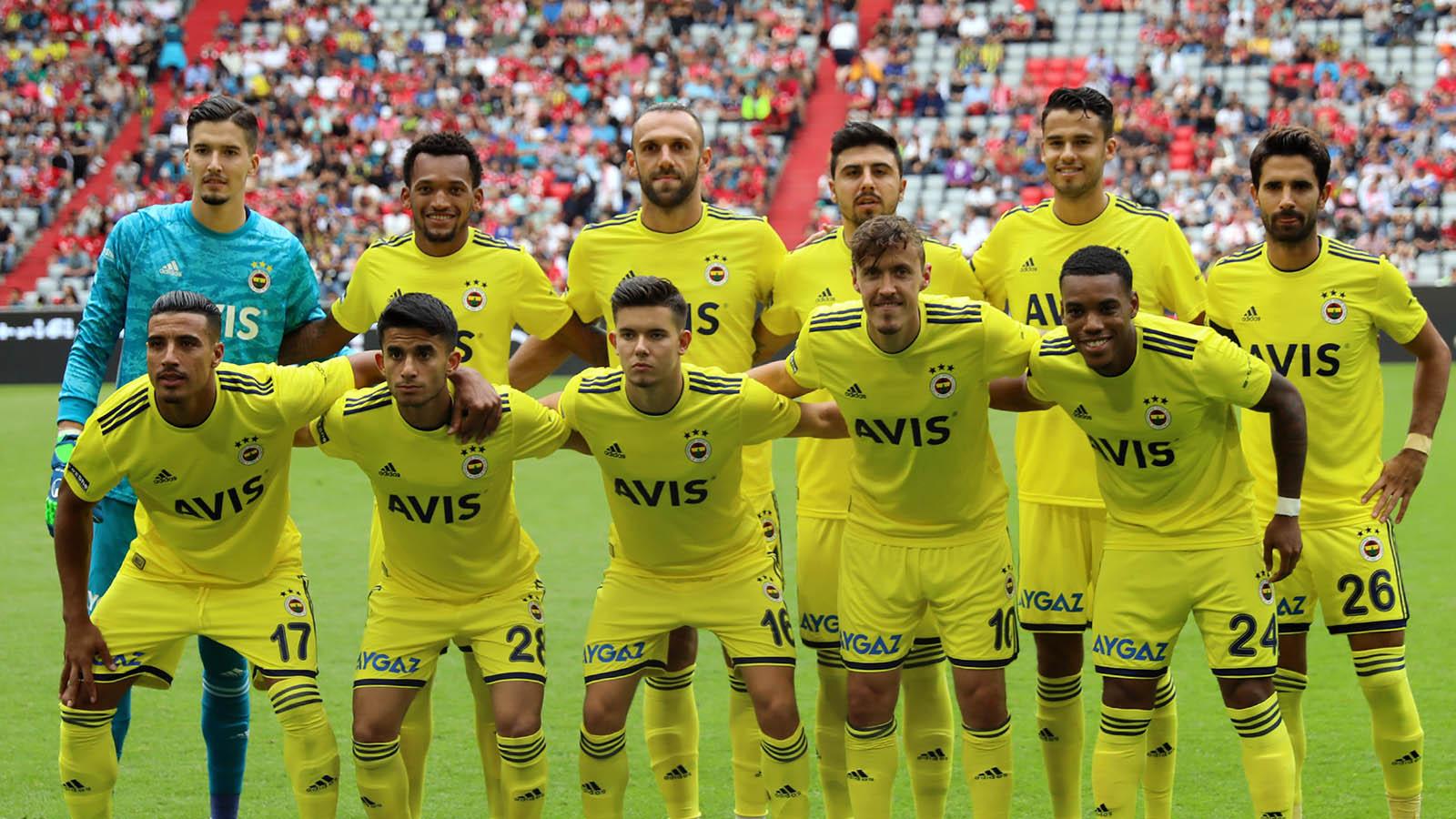 Fenerbahçemiz Cumhuriyet Kupası'nda Demir Grup Sivasspor'a konuk olacak