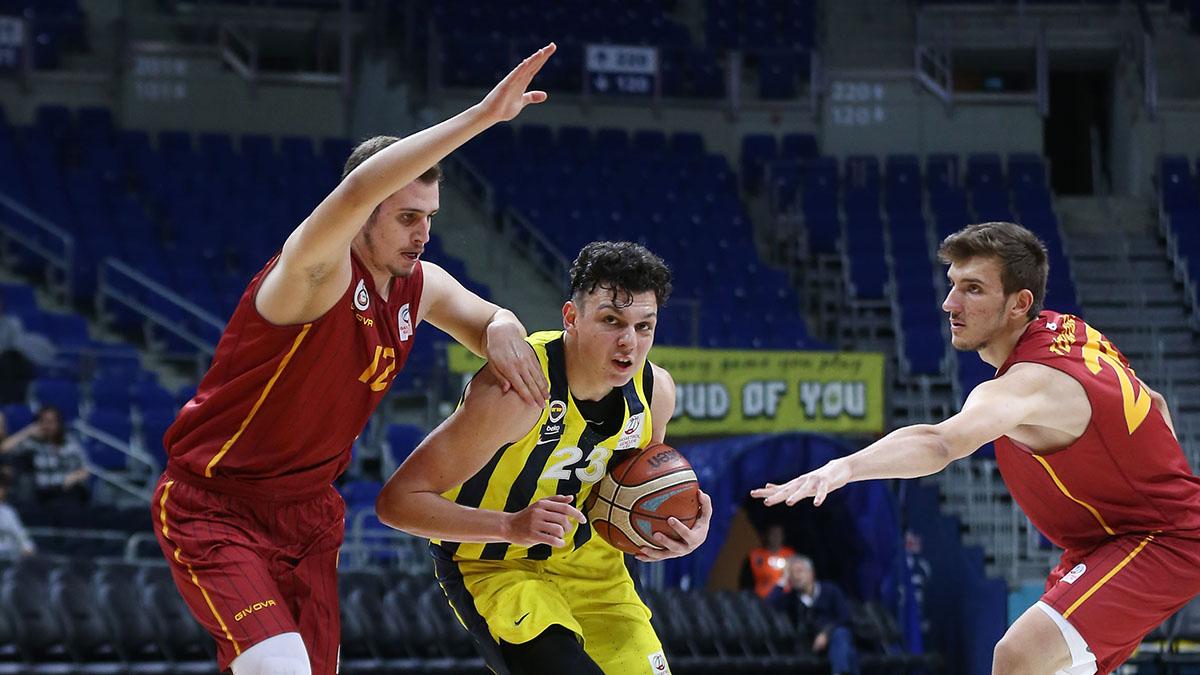 Fenerbahçe Beko 78-56 Galatasaray (Basketbol Gençler Ligi)