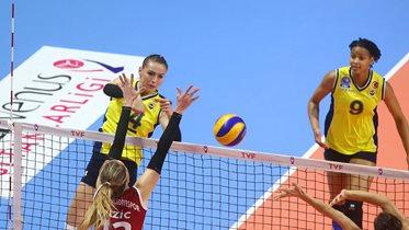 Fenerbahçe 2–3 Nilüfer Belediyesi
