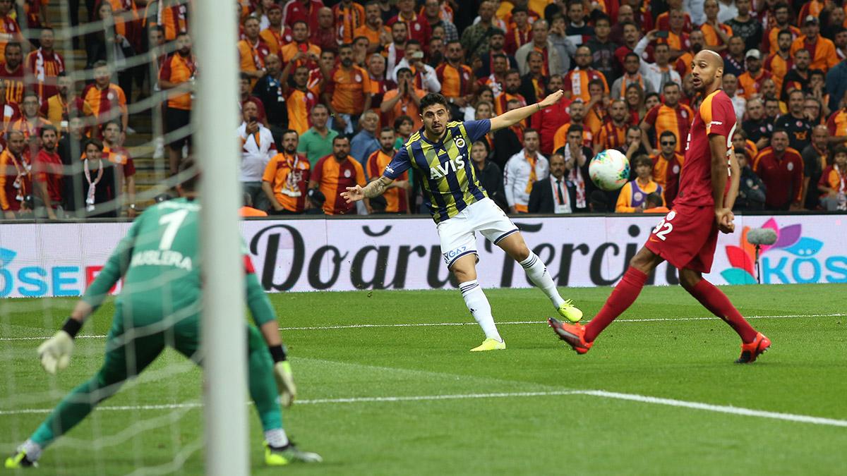 Galatasaray 0-0 Fenerbahçe