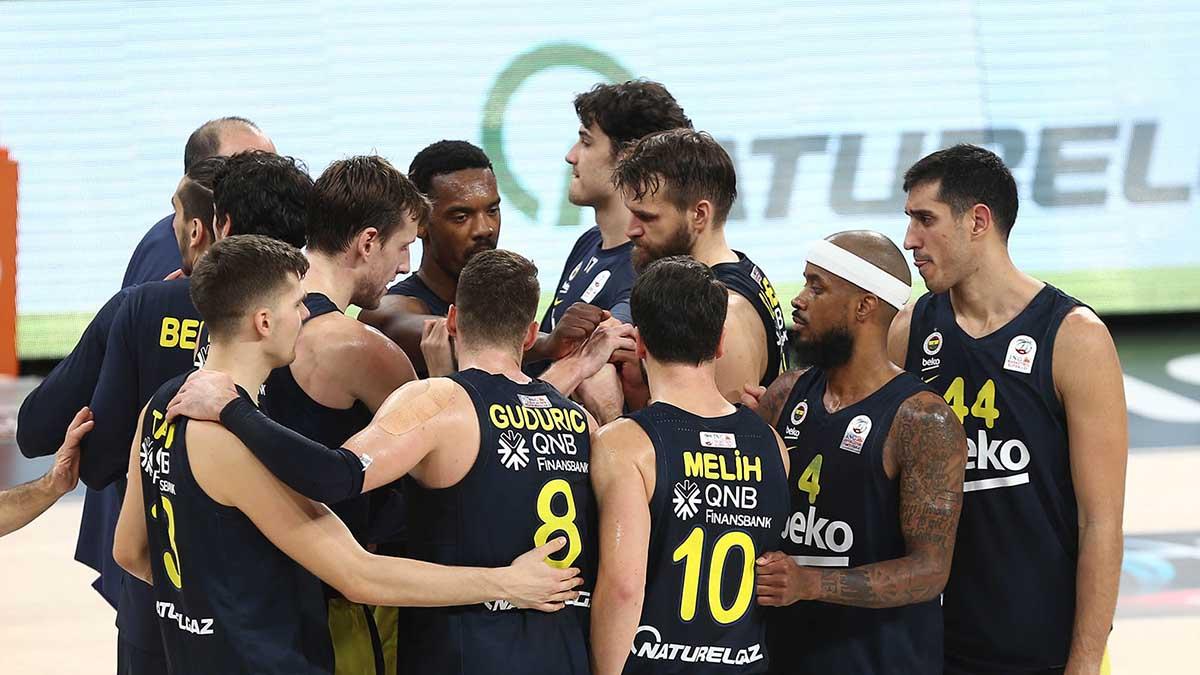 Fenerbahçe Beko'nun ING Basketbol Süper Ligi Play-Off Çeyrek Final serisindeki rakibi Darüşşafaka Tekfen oldu