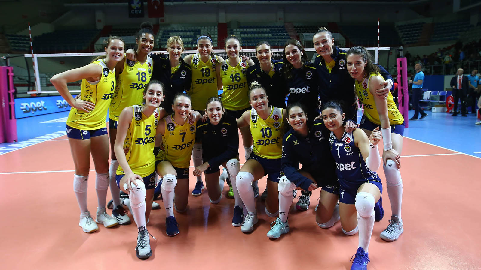 Fenerbahçe Opet 3-0 Beşiktaş