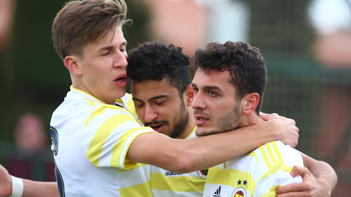 Fenerbahçe 1-0 Demir Grup Sivasspor (U21 Ligi)