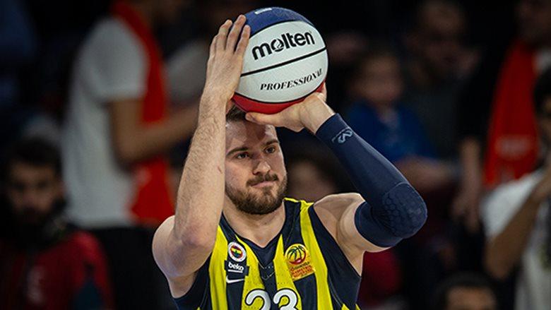 Tahincioğlu All-Star 2019'de üç sayı yarışmasının şampiyonu Marko Guduric