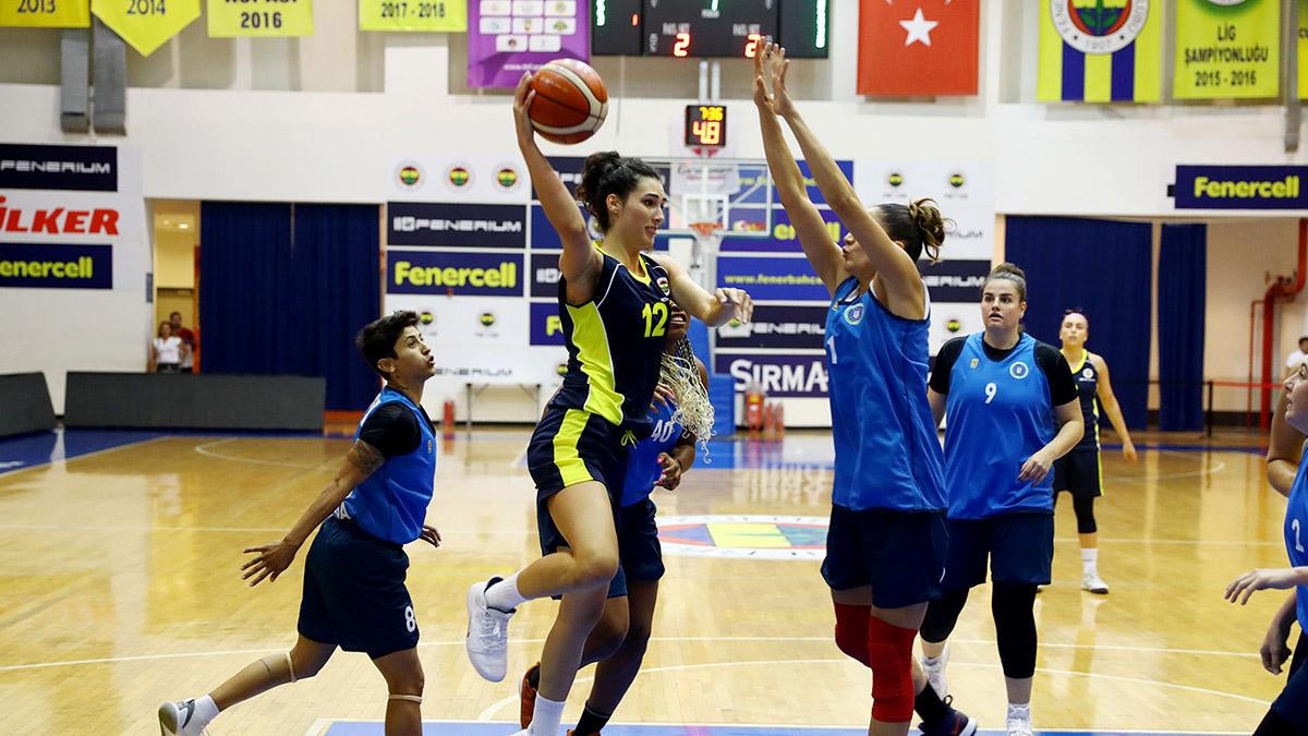 Fenerbahçe 76-73 Bursa Büyükşehir Belediyesi (Hazırlık maçı)