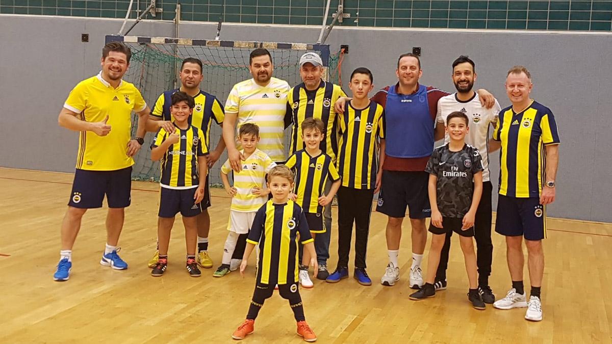 Gelsenkirchen Derneğimizden futbol turnuvası