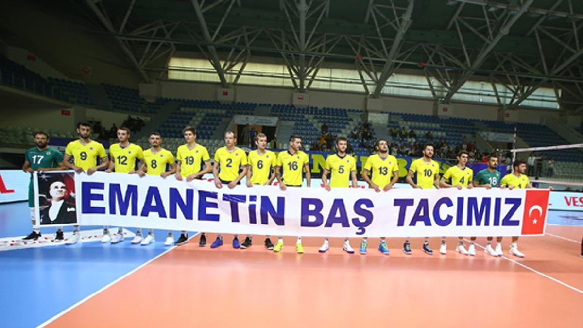 Fenerbahçe 0-3 Maliye Piyango