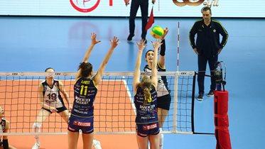 Fenerbahçe Opet 0-3 Imoco Volley Conegliano