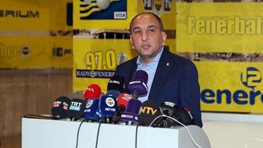 Başkan Vekilimiz Semih Özsoy Galatasaray maçının ardından açıklamalarda bulundu