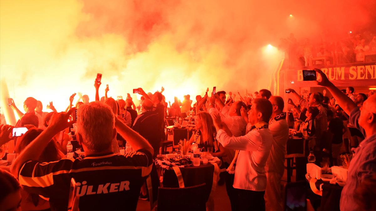 Bodrum Derneğimiz Dünya Fenerbahçeliler Günü'nü kutladı