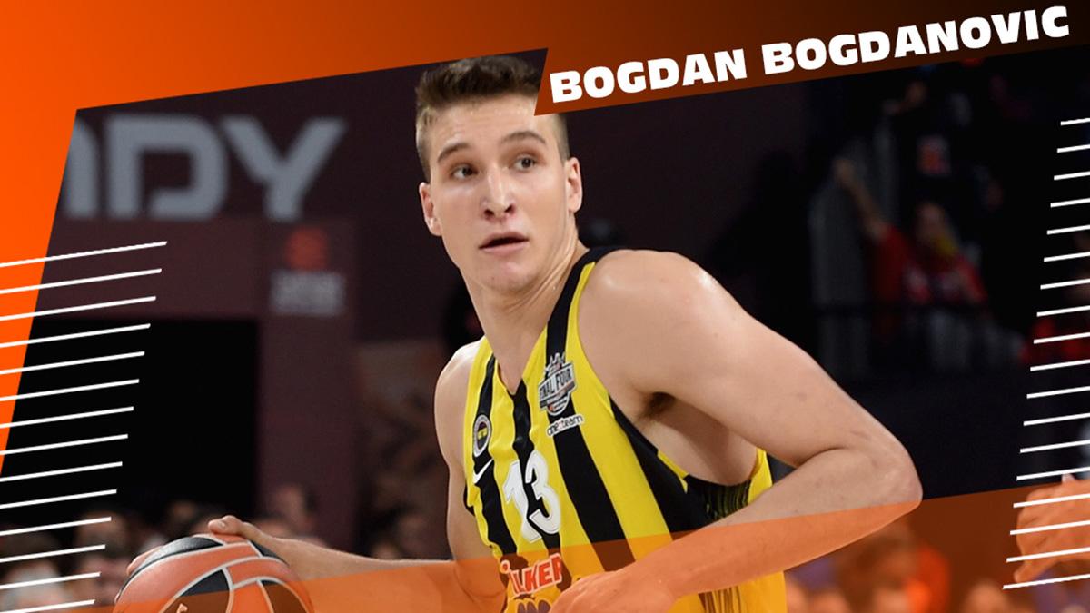 Bogdan Bogdanovic, EuroLeague'de son 10 yılın en iyileri arasında gösterildi