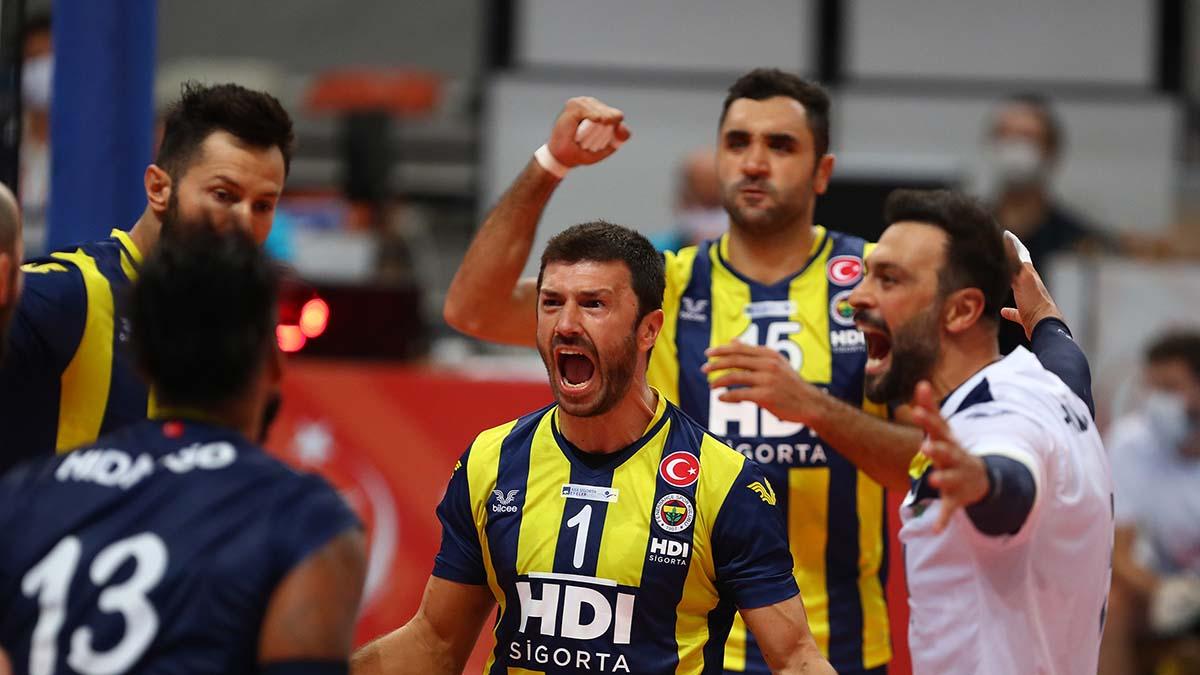 Fenerbahçe HDI Sigorta'nın konuğu; İstanbul BBSK