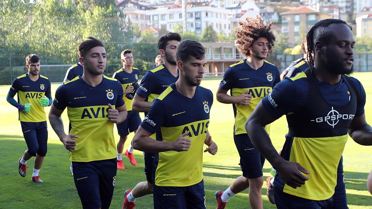 Futbol A Takımımız 2019-2020 sezonunun ilk antrenmanını yaptı