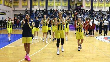 Fenerbahçe 72-51 Galatasaray