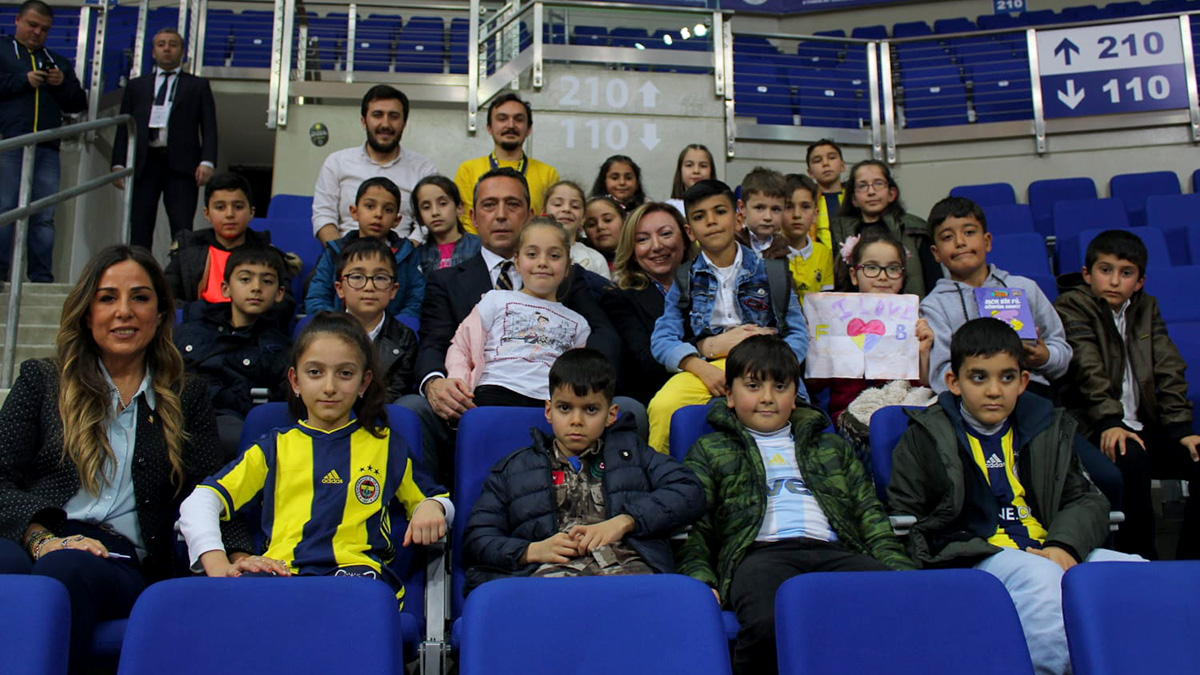Çocuk ve Gençlik Kulübümüzün Spora Merhaba Projesi sürüyor