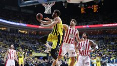 Maç Özeti: Fenerbahçe Beko - Olympiacos