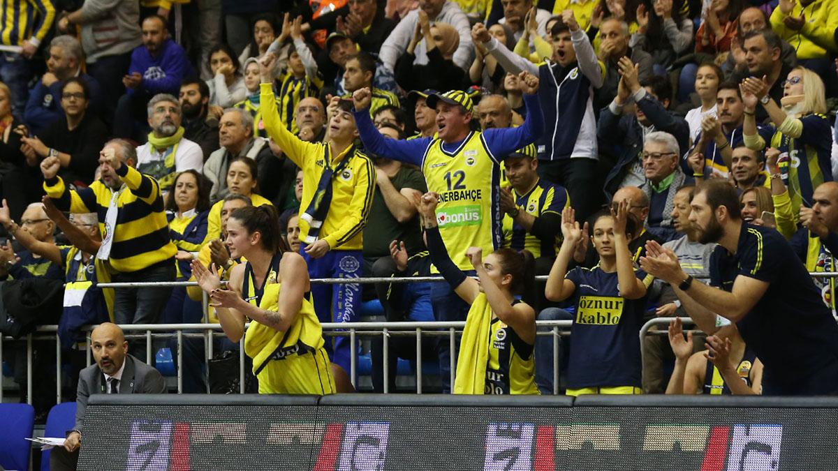 Fenerbahçe Öznur Kablo 69-66 Galatasaray
