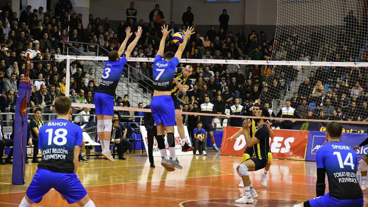 Tokat Belediye Plevne 3-2 Fenerbahçe