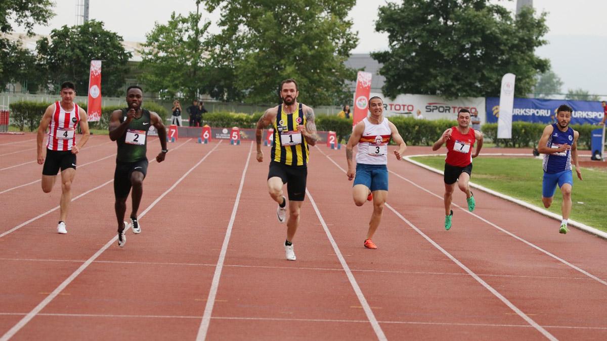 Atletizmde Süper Lig ilk kademe yarışlarının ilk günü geride kaldı