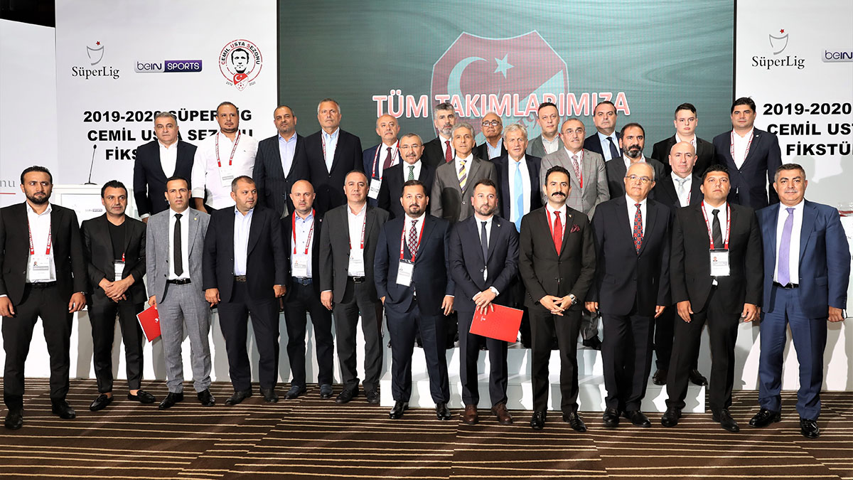 Spor Toto Süper Lig'e Gazişehir Gaziantep maçıyla başlıyoruz
