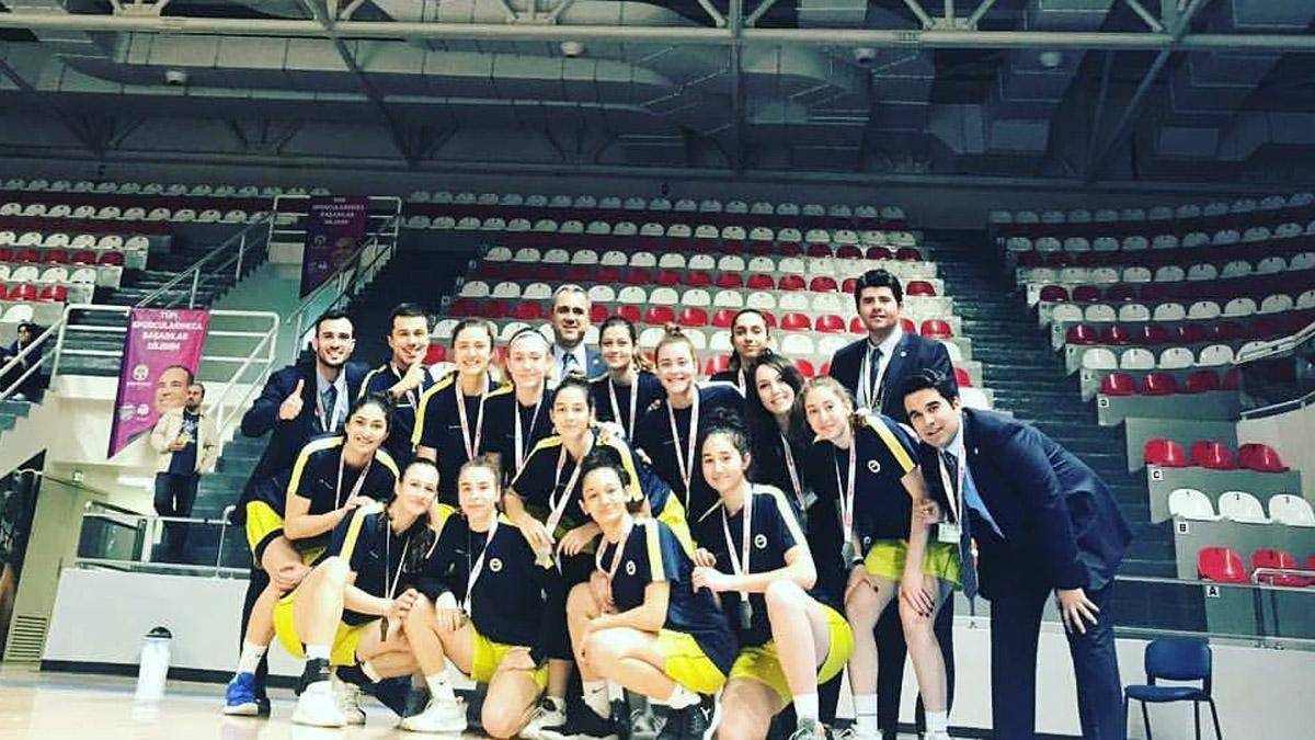 Fenerbahçe Gelişim Takımımız TKBL'ye yükseldi