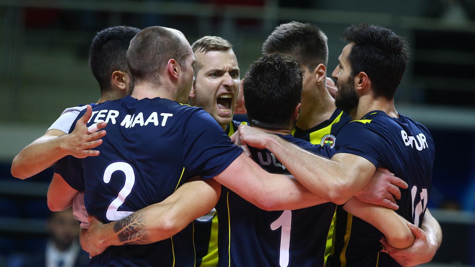 Erkek Voleybol Takımımız, AXA Sigorta Kupa Voley Erkekler Kategorisi'nde ilk maçına çıkıyor