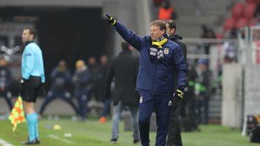 Teknik Sorumlumuz Erwin Koeman, Spartak Trnava maçını değerlendirdi