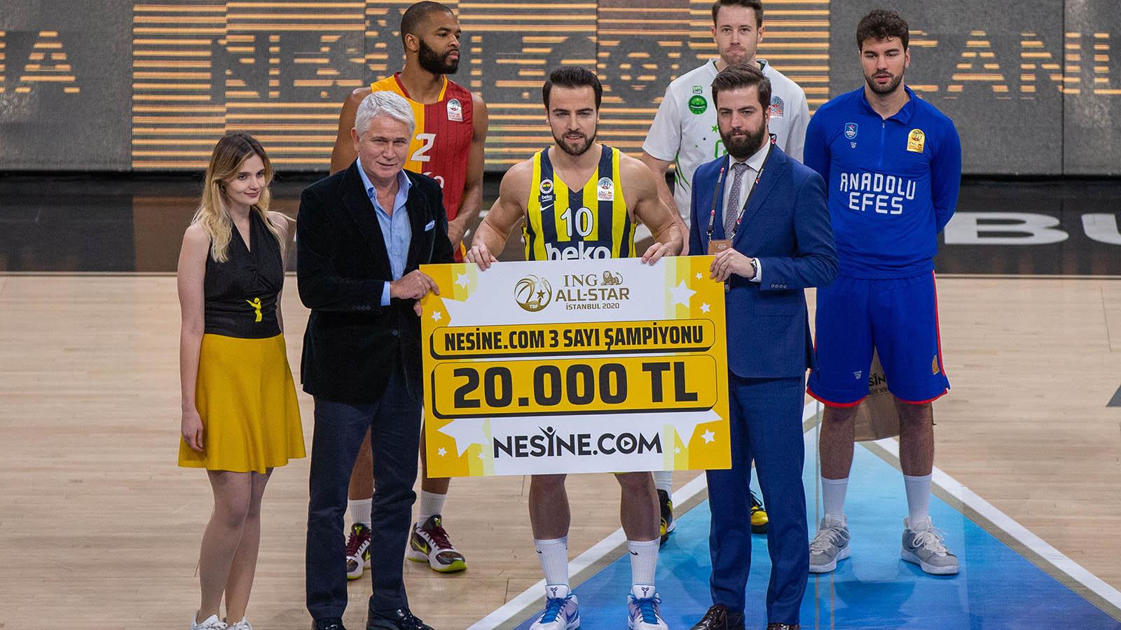 ING All-Star Heyecanı İstanbul'da Yaşandı
