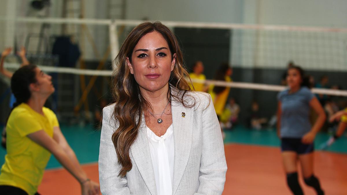 Simla Türker Bayazıt: Formamızı en güzel şekilde taşıyacak bir nesil yine kulübümüzün çatısı altında yetişecek