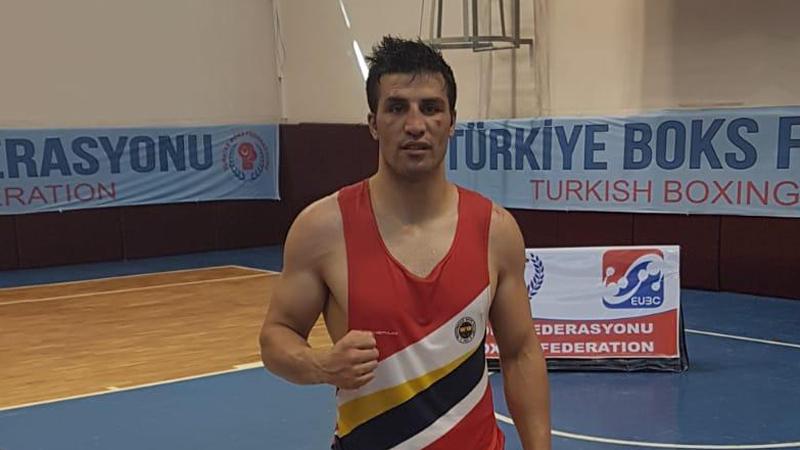 Türkiye Ferdi Boks Şampiyonası'na katılmaya hak kazandılar