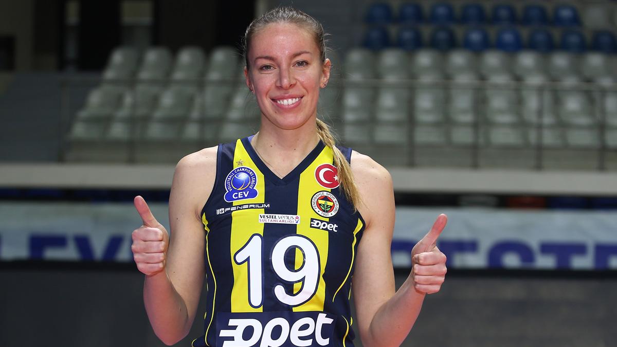 Dobriana Rabadzhieva Fenerbahçe Opet'te
