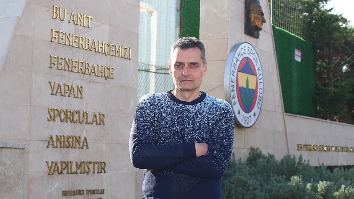 Fenerbahçe Opet Başantrenörü Zoran Terzic'le sözleşme yenilendi