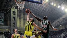 Rota EuroLeague - OAKA