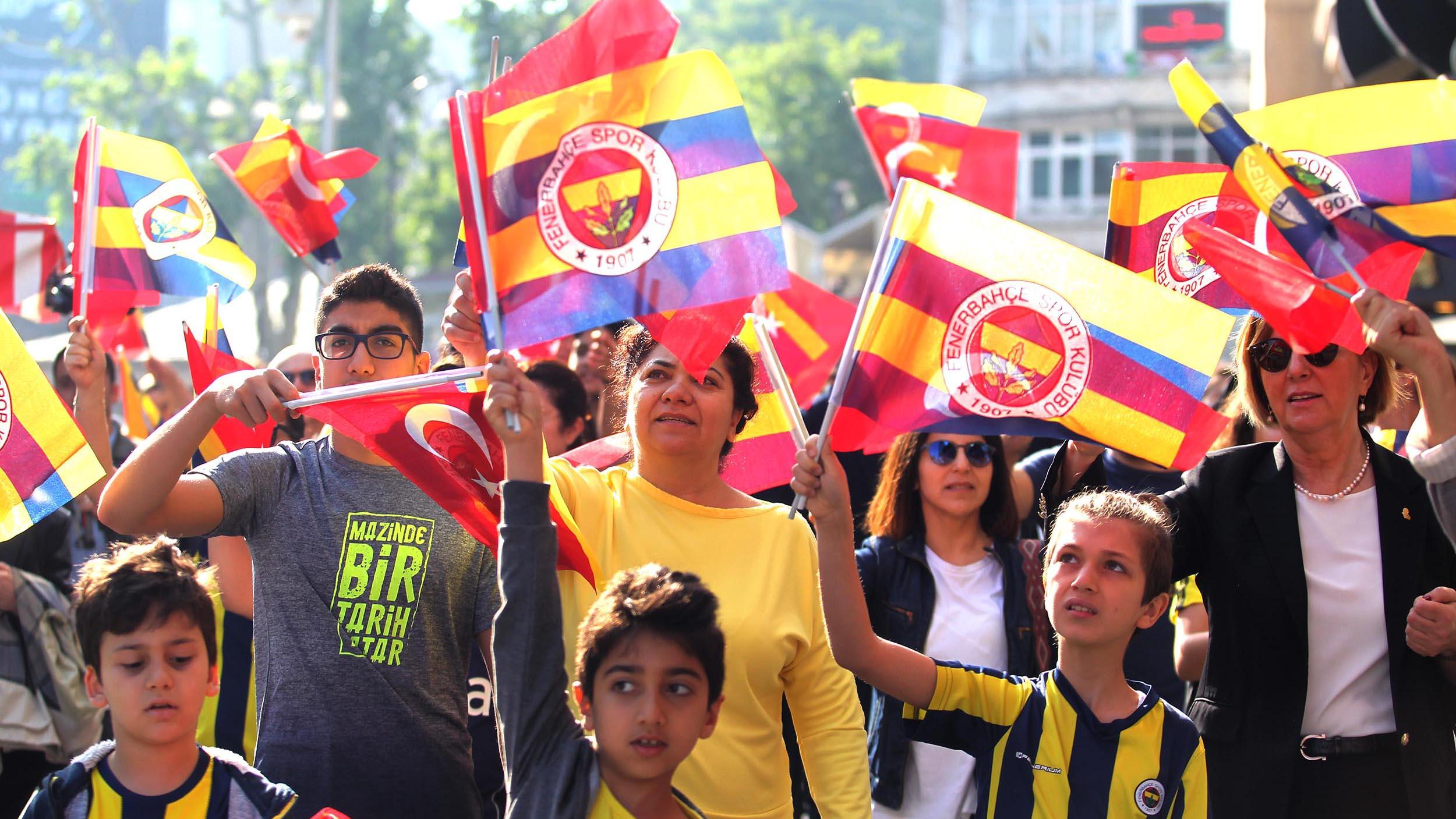 Kulübümüzden Ata'ya Saygı Yürüyüşü