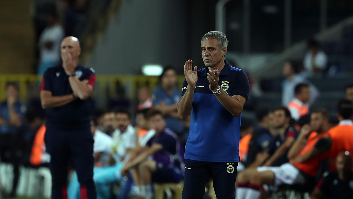 Teknik Direktörümüz Ersun Yanal, Cagliari maçını değerlendirdi