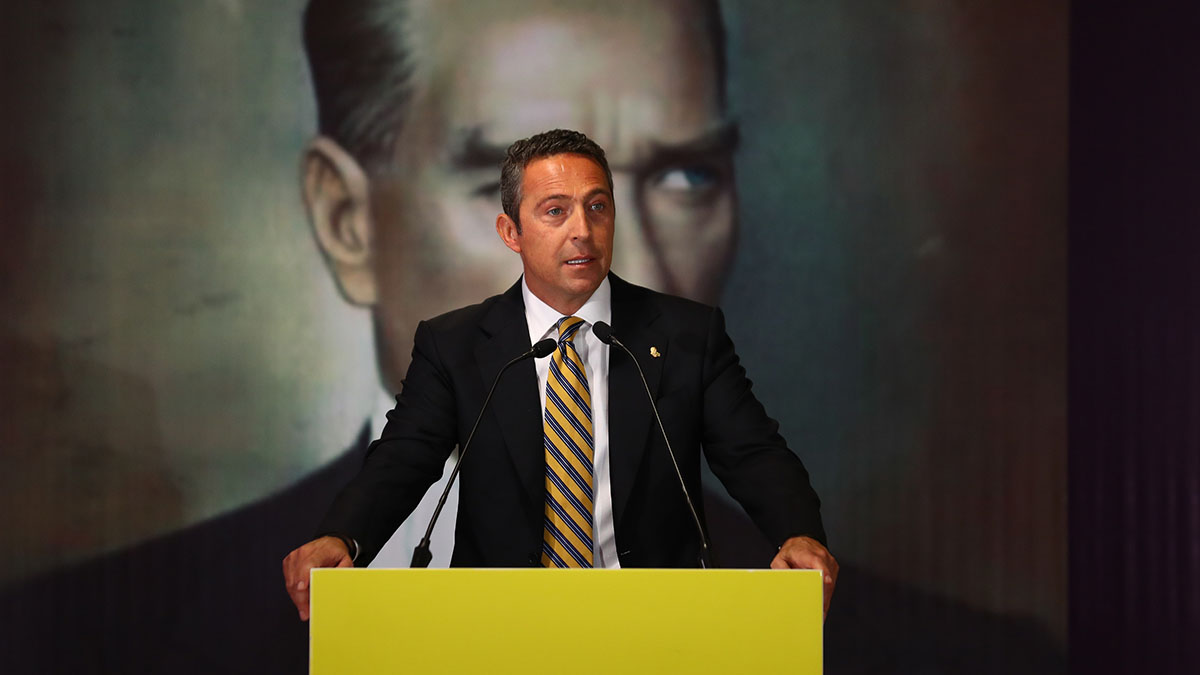 Fenerbahçe President Ali Koç's Statements at the High Council Board