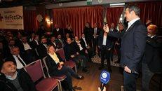 Başkanımız Ali Koç'tan Mehmet Ali Erbil'e Çok Özel Kutlama