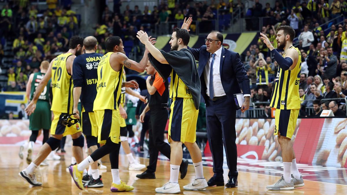 Final Four Yolunda 34 Maçta En İyi 34 Sayı (Fenerbahçe Beko EuroLeague)