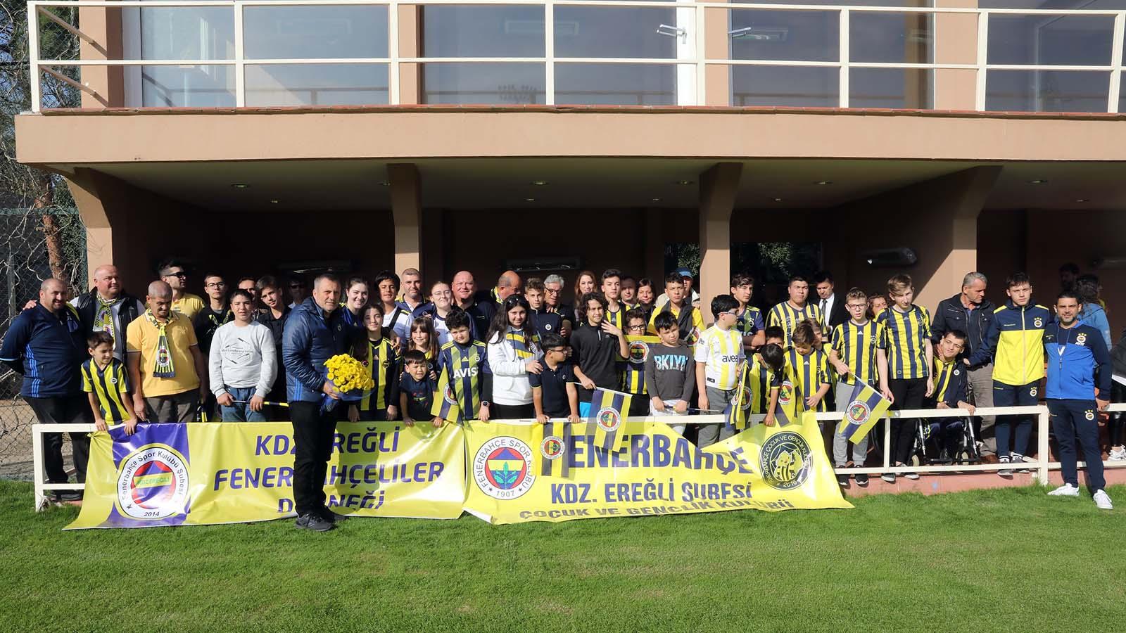 Çocuk ve Gençlik Kulübümüz, Karadeniz Ereğli'den gelen katılımcıları ağırladı