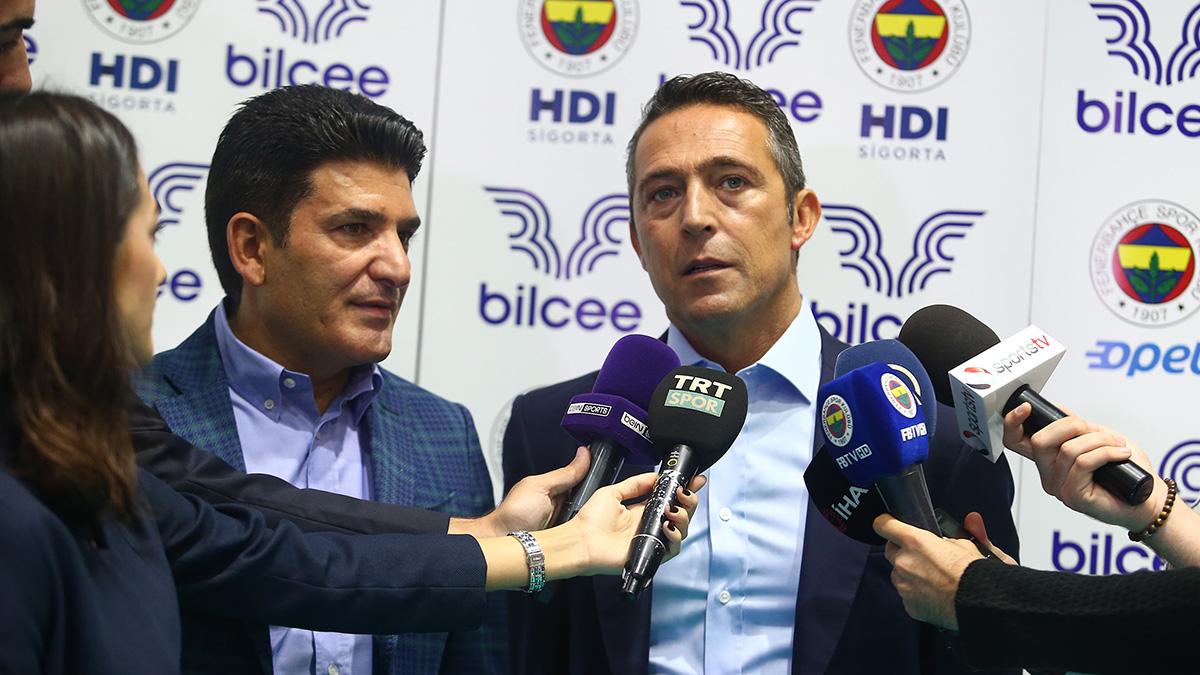 Başkanımız Ali Koç'tan Voleybol Medya Günü'nde açıklamalar